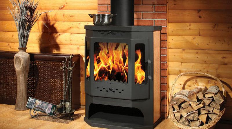 Печи и камины в доме, правила безопасности и система вентилирования