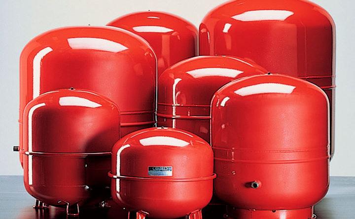 Варианты размеров закрытых расширительных баков для отопления