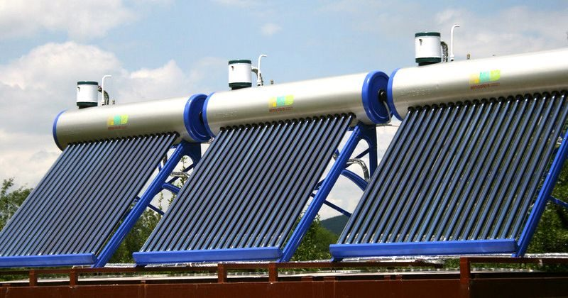 Изготовление и установка солнечных коллекторов для отопления своими руками