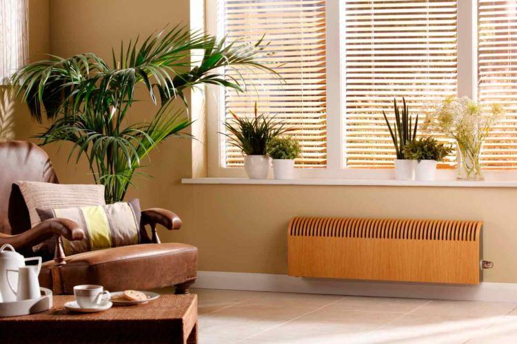 Купить водяной конвектор для отопления дома