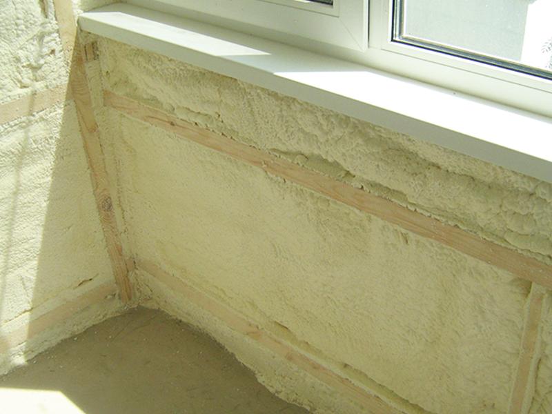 Теплоизоляционные материалы для утепления балкона изнутри ко.