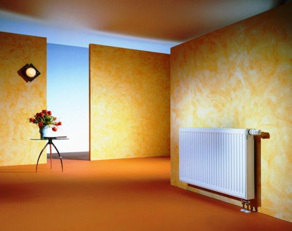 Самый популярный панельный радиатор