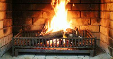 Пожарная безопасность при эксплуатации камина