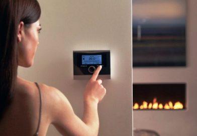 Термостат для котлов в системе отопления загородного дома