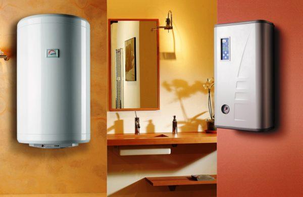 Электрические накопительные водонагреватели для дома 4