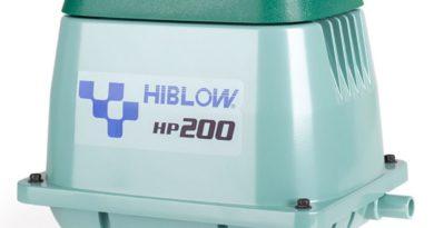 Компрессоры Hiblow и их преимущества