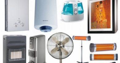 Виды климатической техники и ее преимущества